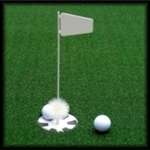 Indoor/Outdoor Portable Putting Greens